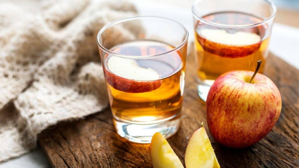 cara pakai cuka apel