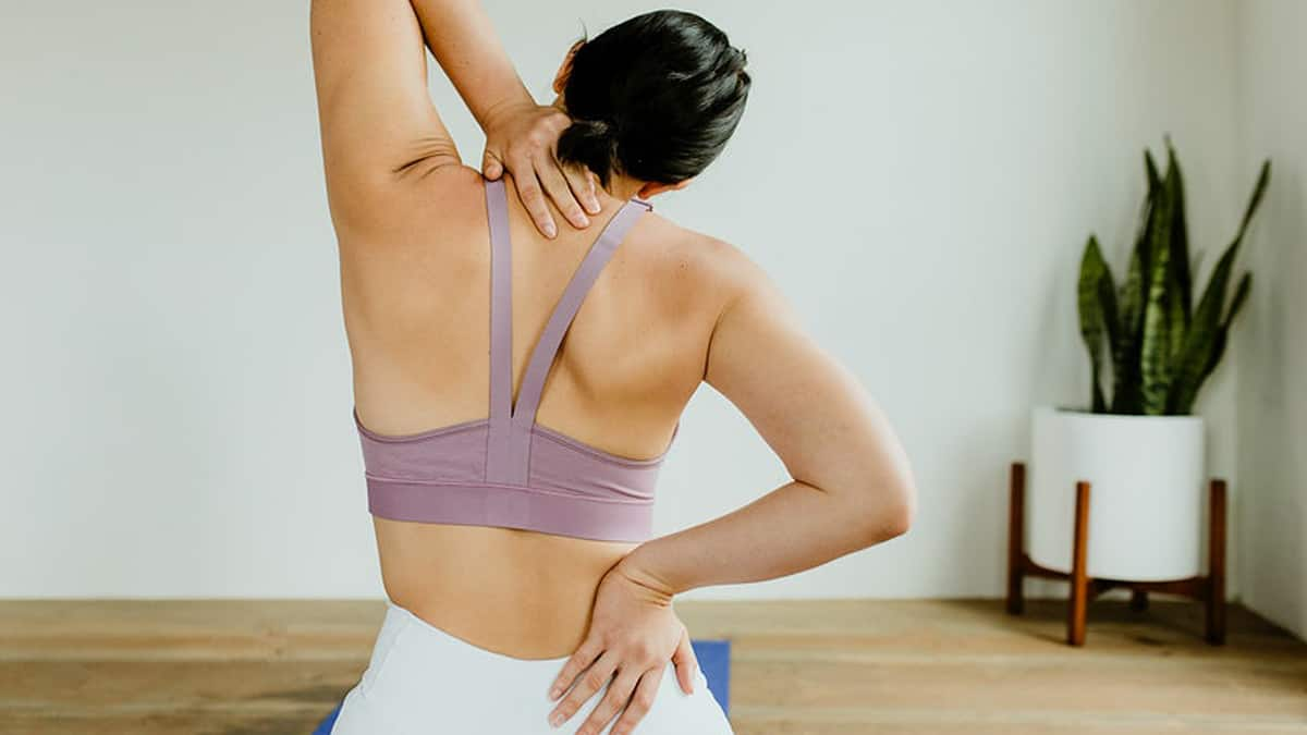 sakit di punggung bagian bawah