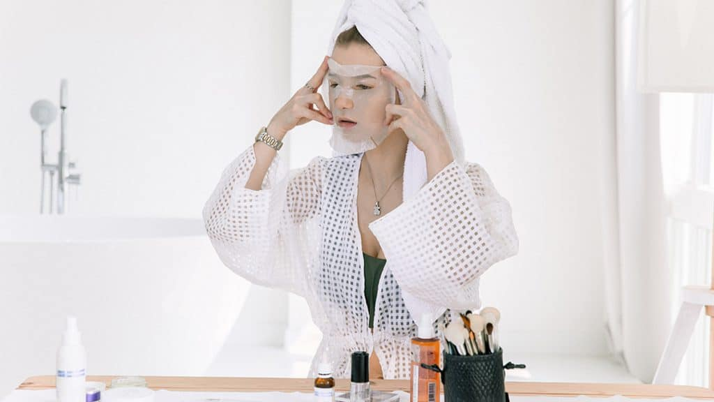 cara menggunakan sheet mask yang benar