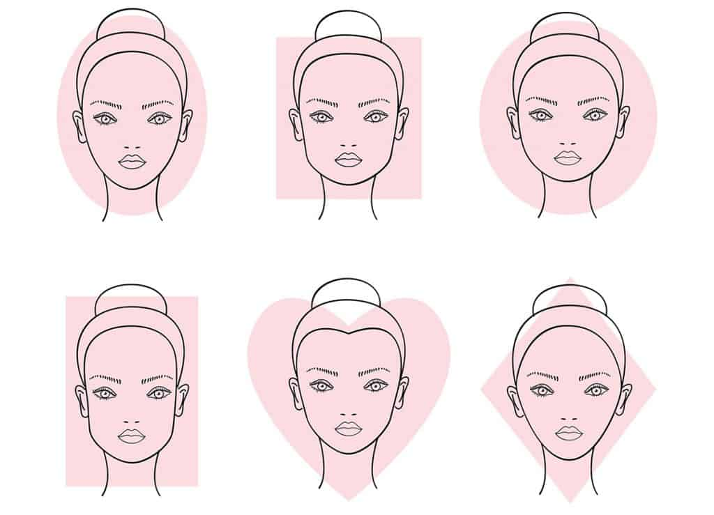 Model Rambut Wanita Terbaik Menurut Bentuk Wajah