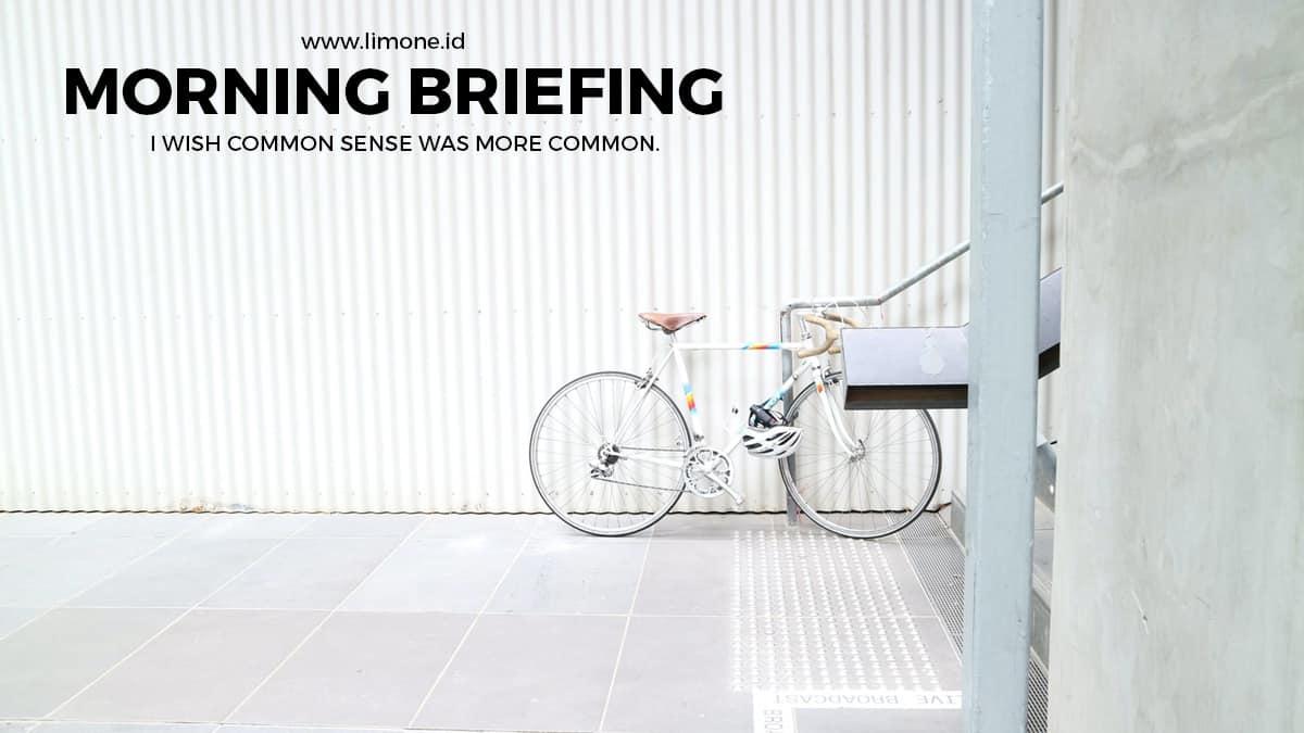 Morning Briefing 3 Agustus 2020