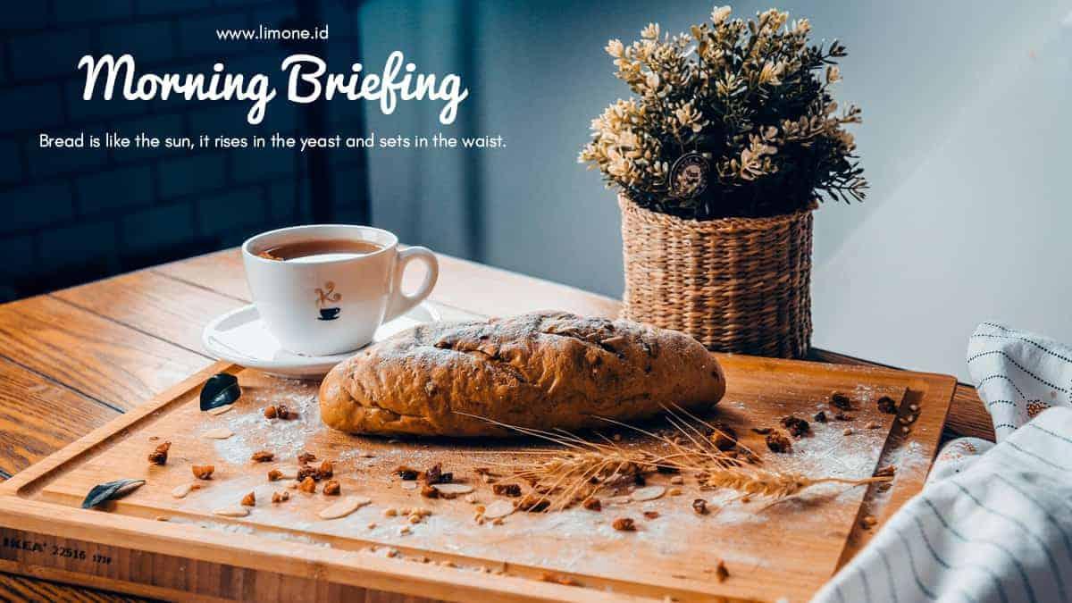 Morning Briefing 4 Agustus 2020