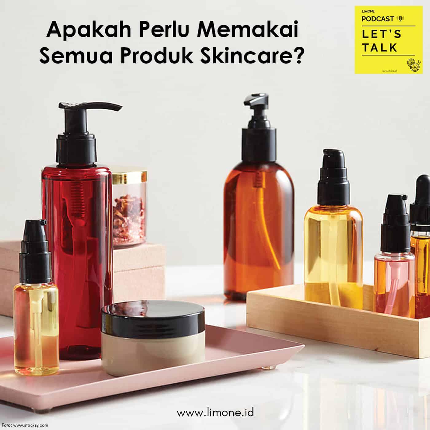 jenis produk skincare