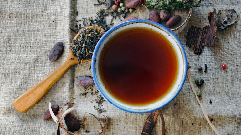 cara membuat teh