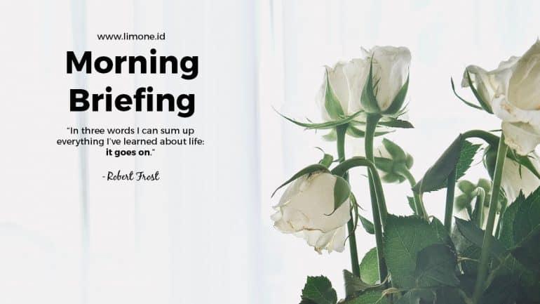 Morning Briefing 2 September