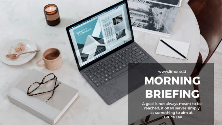 Morning Briefing 28 September