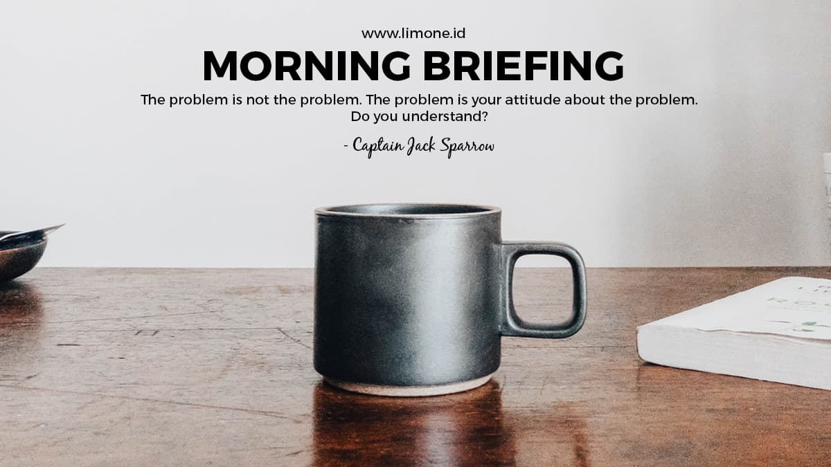 Morning Briefing 1 Oktober 2020