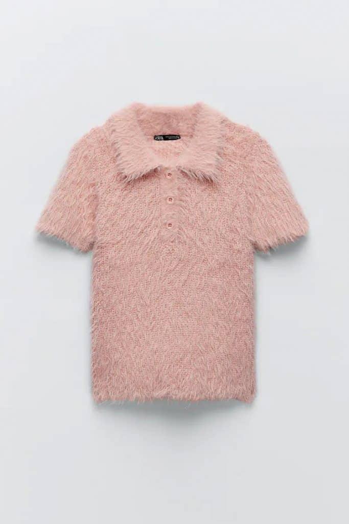 paduan warna pink