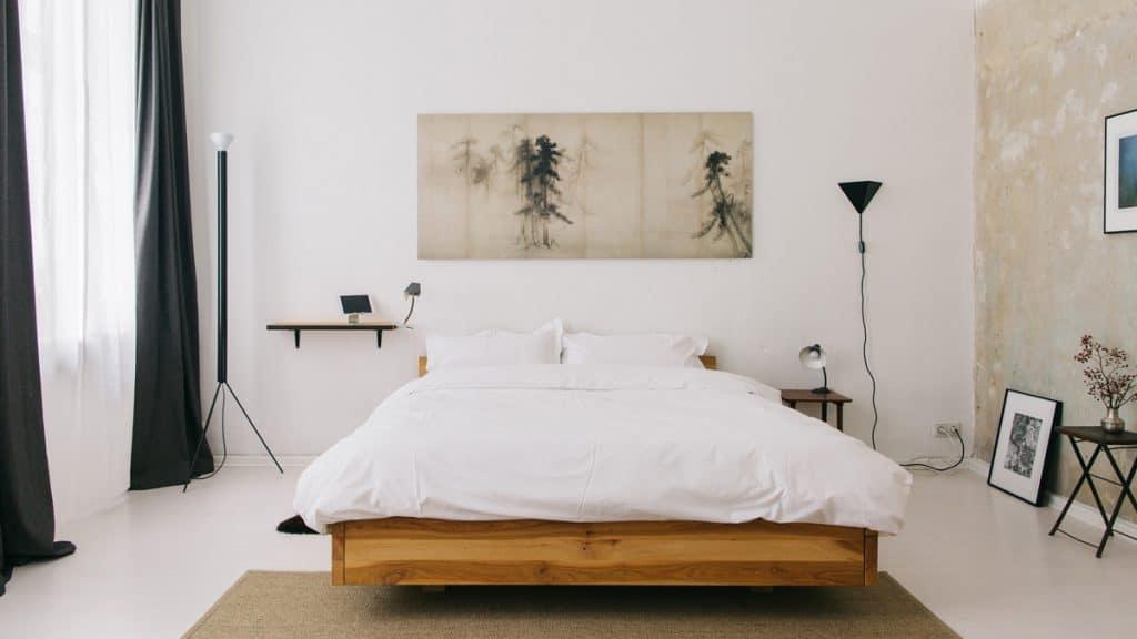 ide kamar tidur minimalis