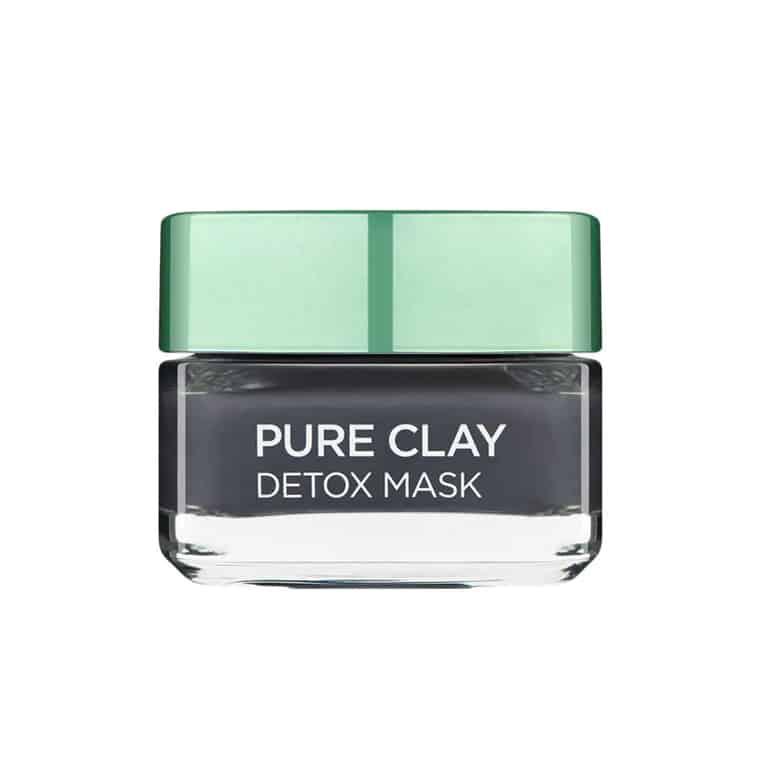 clay mask adalah