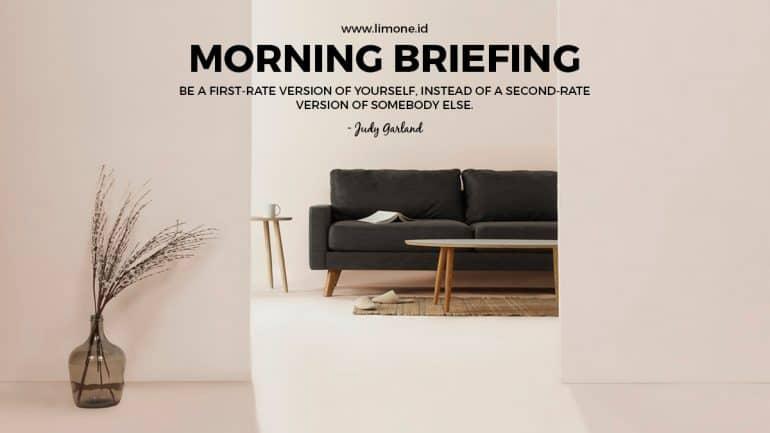 Morning Briefing 7 Oktober