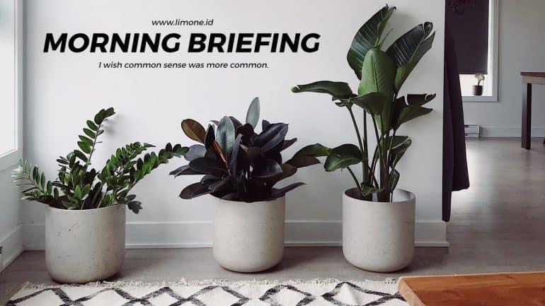 Morning Briefing 15 Oktober
