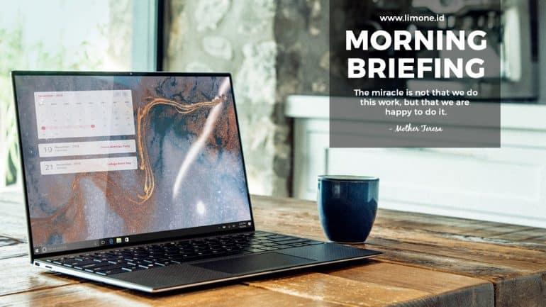Morning Briefing 19 Oktober 2020