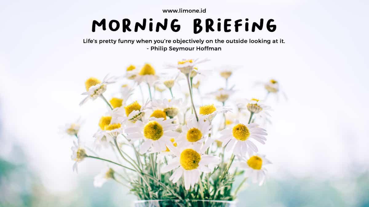 Morning Briefing 21 Oktober