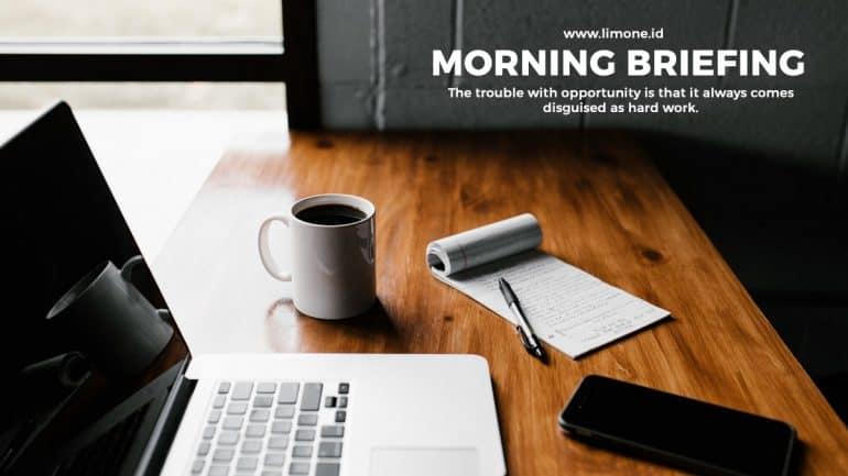 Morning Briefing 26 Oktober