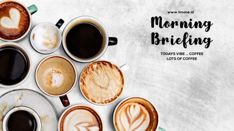 Morning Briefing 30 Oktober 2020