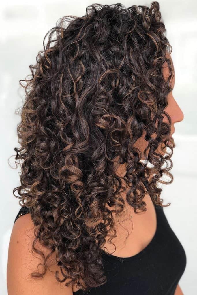istilah warna rambut