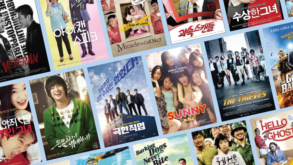 film komedi korea