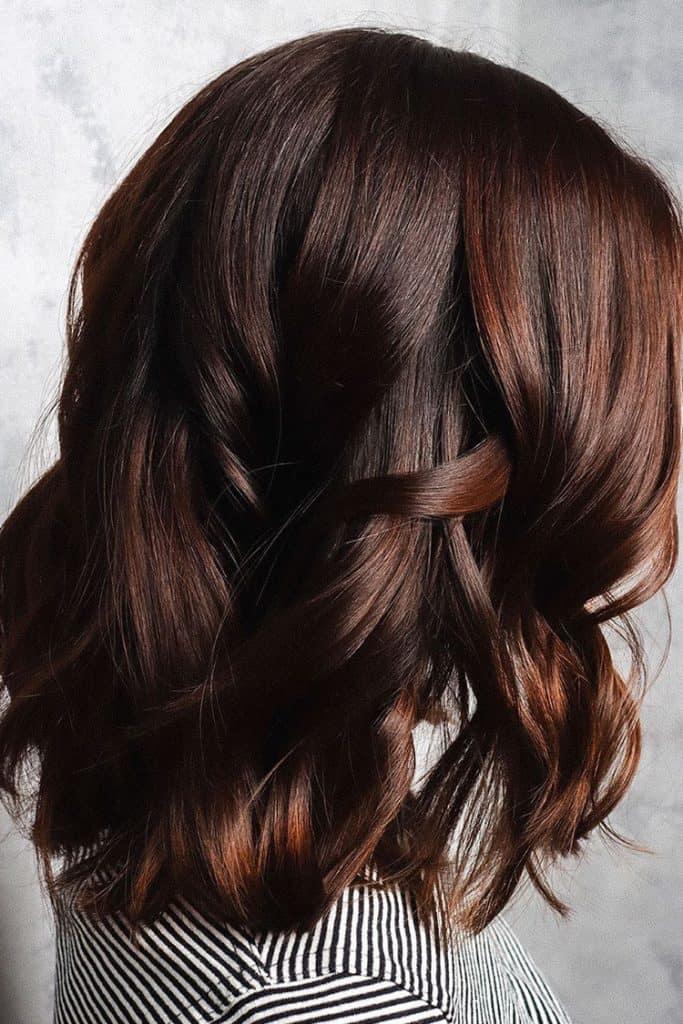 warna rambut kulit hitam