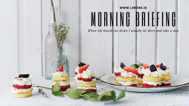 Morning Briefing 6 November