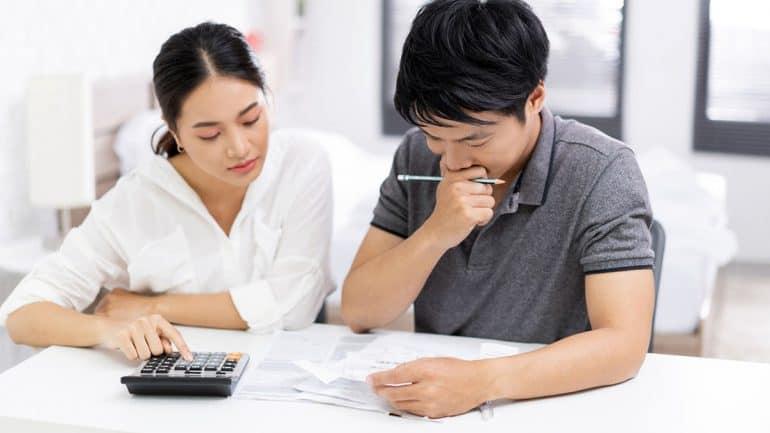Kesulitan keuangan