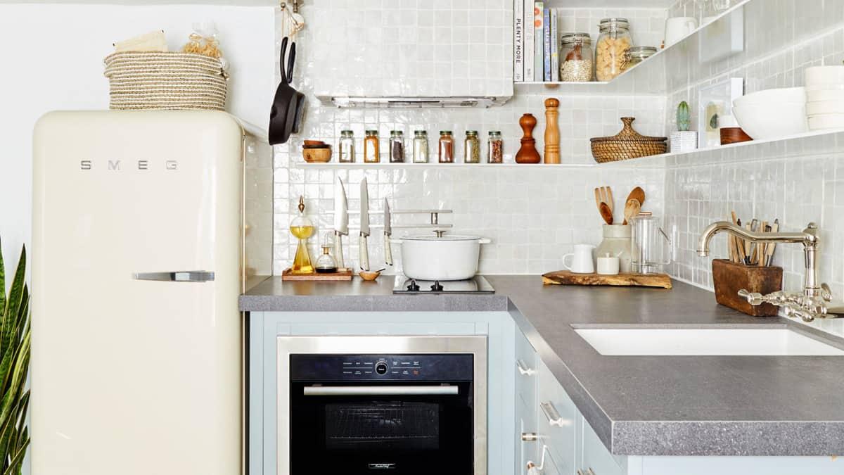 menata dapur