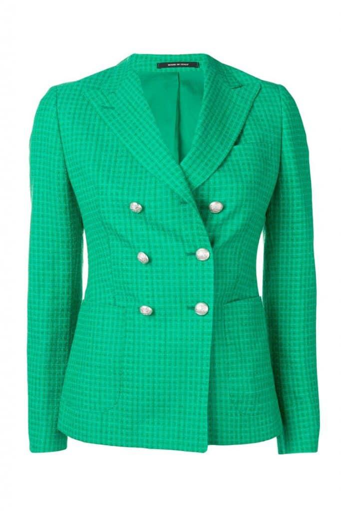 paduan warna hijau tosca
