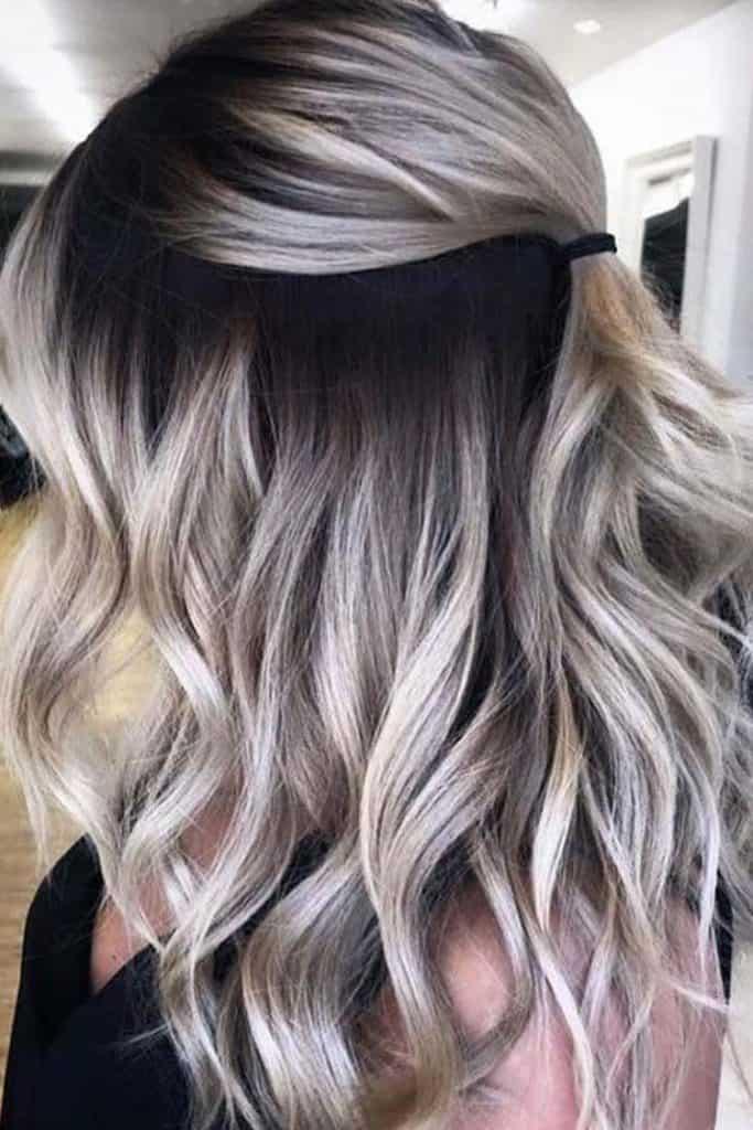 rambut pirang