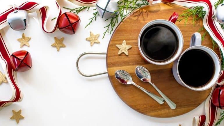 kopi dan teh hijau
