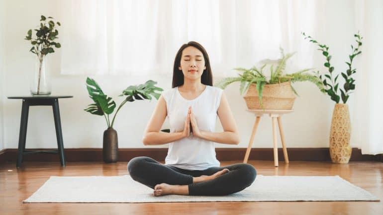 Meditasi dan yoga