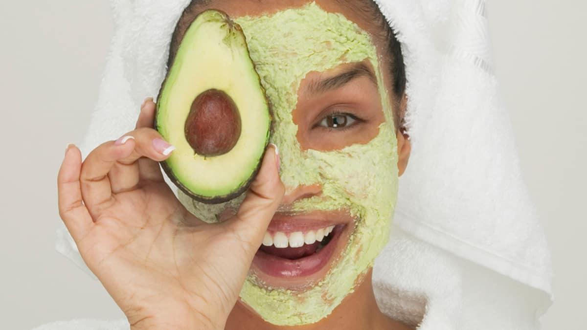 masker wajah alami untuk kulit kusam