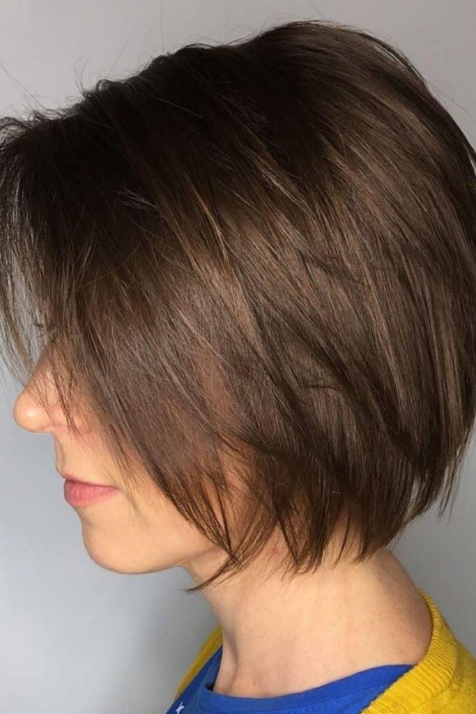 Rambut Pendek Inspirasi 2021 Potongan Terbaik Tahun Baru