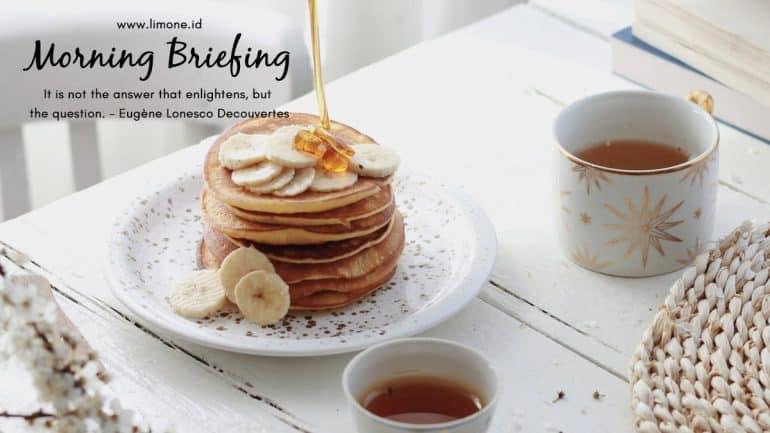 Morning Briefing 12 Januari