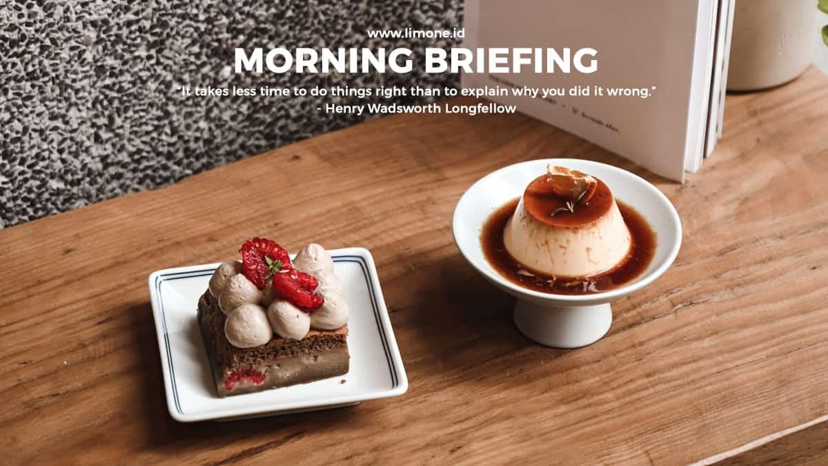 Morning Briefing 14 Januari 2021