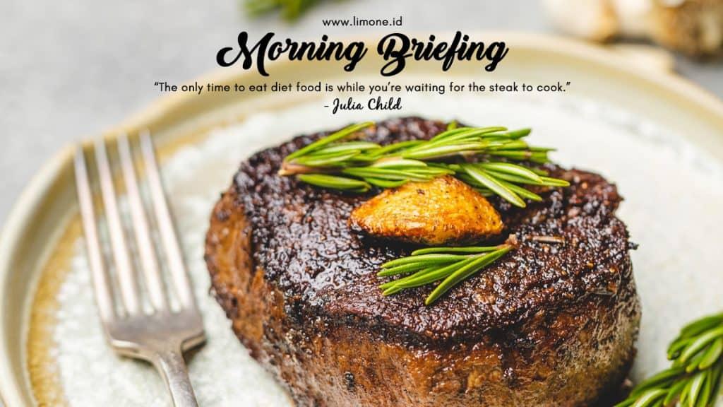 Morning Briefing 15 Januari 2021: lima berita terbaru hari ini