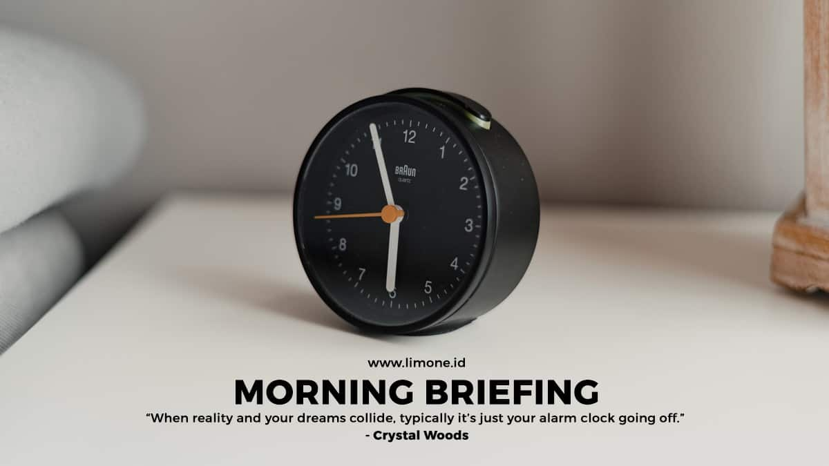 Morning Briefing 18 Januari 2021