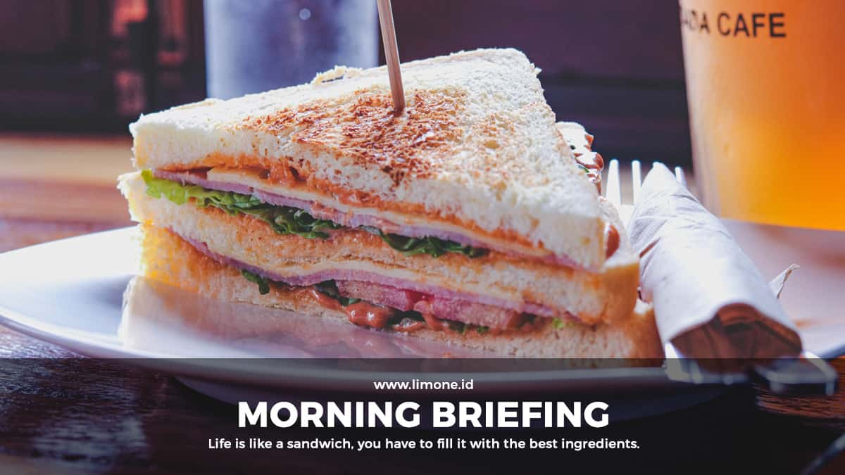 Morning Briefing 22 Januari 2021