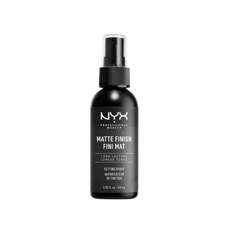 setting spray kulit berminyak