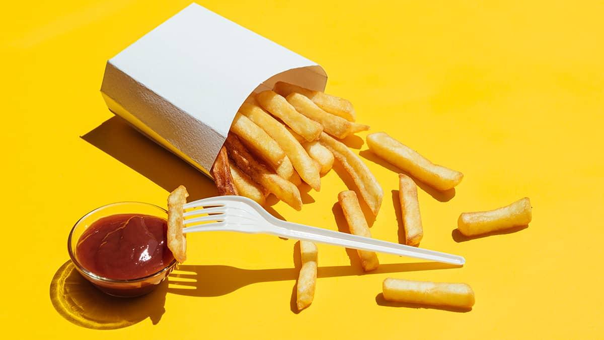 konsumsi makanan digoreng
