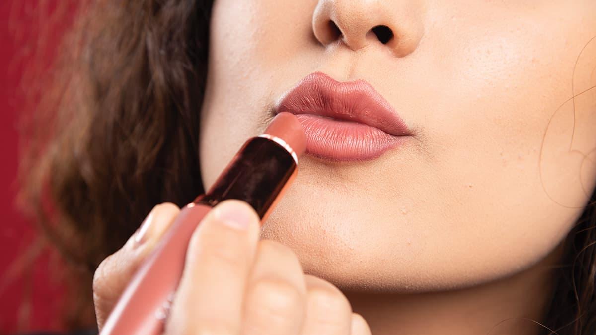 lipstick matte