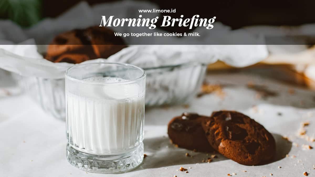 Morning Briefing 25 Februari 2021