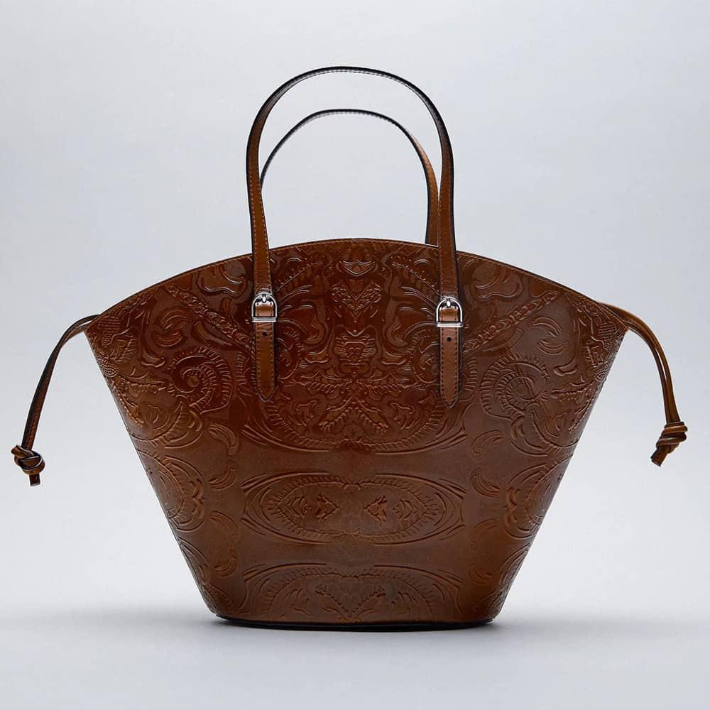 cara membersihkan tas kulit