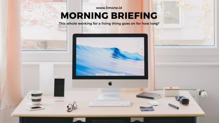 Morning Briefing 3 Maret 2021