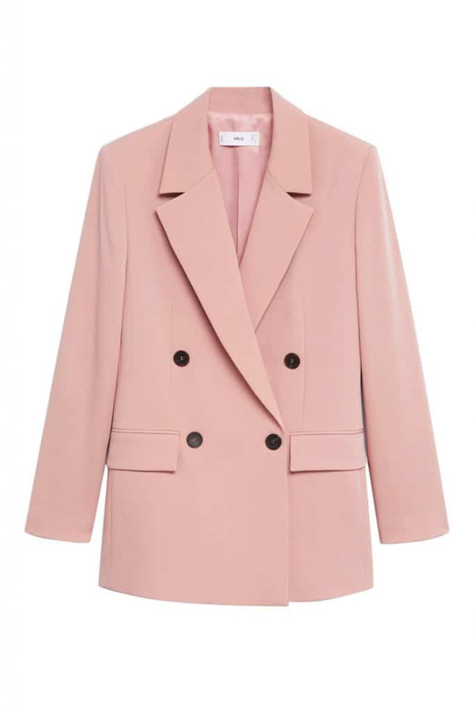 paduan warna pink muda