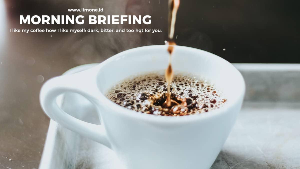 Morning Briefing 12 April 2021