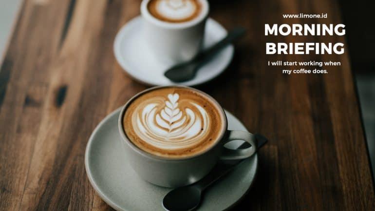 Morning Briefing 19 April 2021
