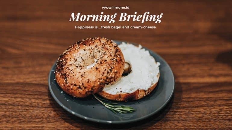 Morning Briefing 21 April 2021