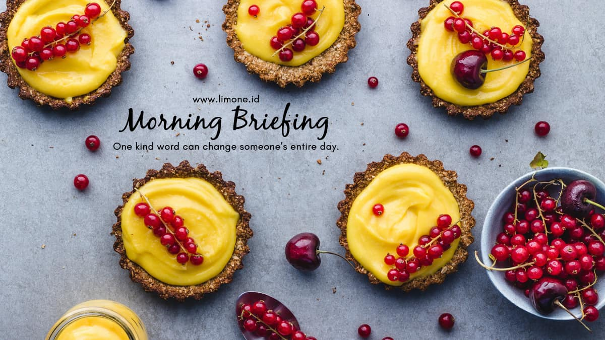 Morning Briefing 6 April 2021