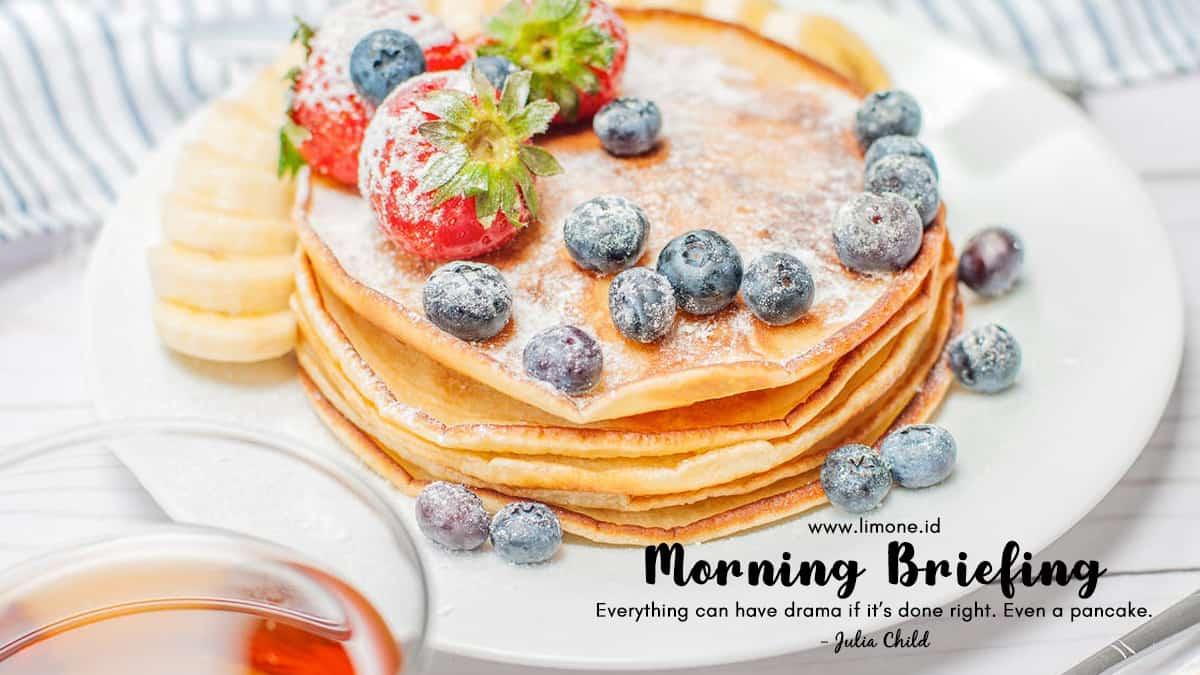 Morning Briefing 7 April 2021