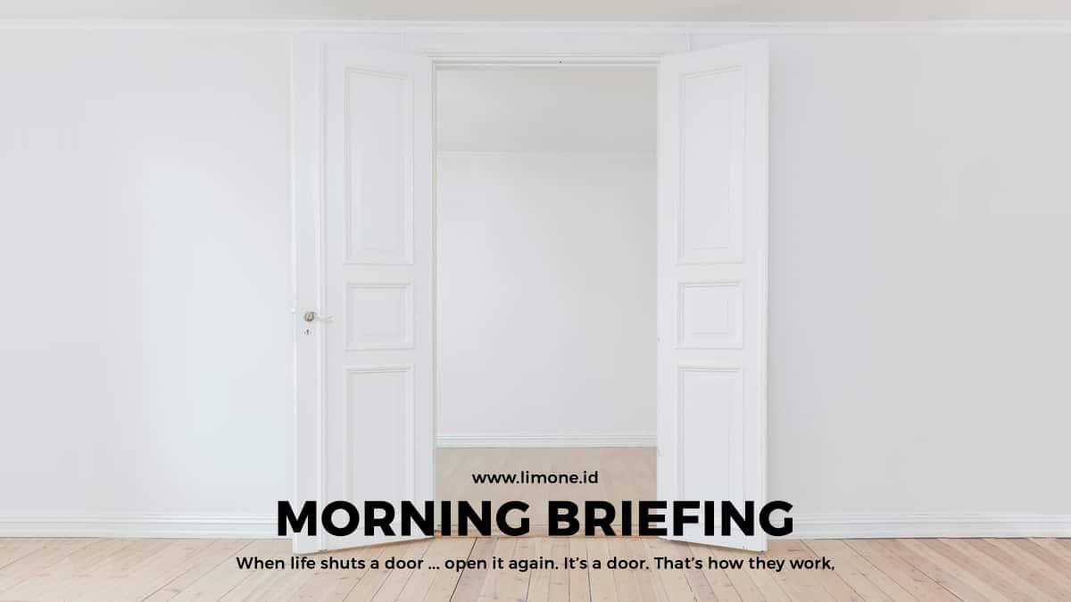 Morning Briefing 8 April 2021